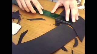 getlinkyoutube.com-cosplay Skyrim, nightingale's mask