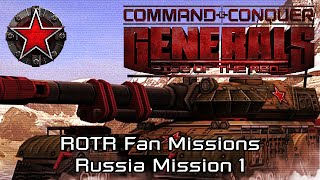 getlinkyoutube.com-Rise Of The Reds 1.85 - Fan Campaign, Russia Mission 1 [720p 60fps]