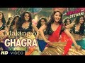 Ghagra Yeh Jawaani Hai Deewani Song Making | Madhuri Dixit, Ranbir Kapoor