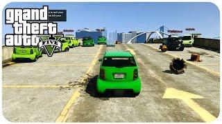 getlinkyoutube.com-GTA ONLINE RACE Panto Parking War #1 [ GTA ONLINE Epic Race ] [ GTA V ]