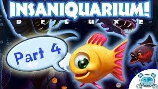 getlinkyoutube.com-Insaniquarium Deluxe # 4 : ปลาเทวดาสีฟ้าสวมมงกุฎจะโผล่มาหรือไม่??