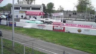 "005 Dan ""Rat"" Frieburger's Firebird at Milan Dragway!"