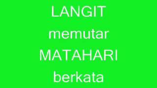 getlinkyoutube.com-Stand list   Hari Esok