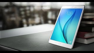 getlinkyoutube.com-가성비 좋은 태블릿PC '삼성 갤럭시 탭A 9.7'- 후기&개봉기