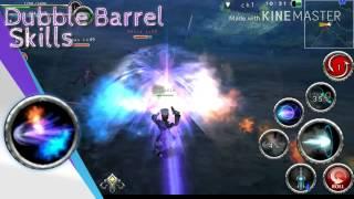 RPG Avabel Online - Double Barrel Skill