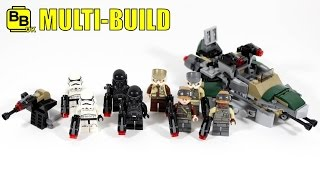 getlinkyoutube.com-LEGO STAR WARS 75164 & 75165 MULTI-BUILD REBEL FIGHTER
