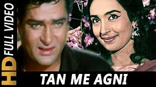 Tan Mein Agni | Asha Bhosle, Mohammed Rafi | Laat Saheb 1967 Songs | Shammi Kapoor, Nutan