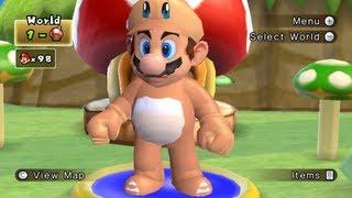 getlinkyoutube.com-New Super Mario Bros Wii - Charmander Costume (HACK)