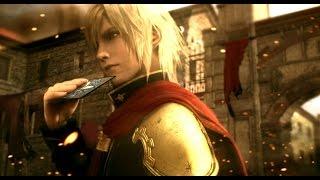 getlinkyoutube.com-Final Fantasy Type-0 HD Game Movie (All Cutscenes) 1080p