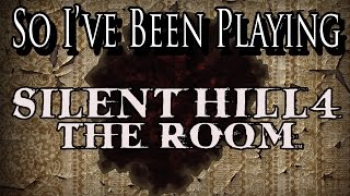 So I've Been Playing: SILENT HILL 4 [ Review PS2 ]