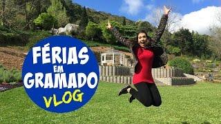 CHEGAMOS EM GRAMADO - VLOG DE FÉRIAS