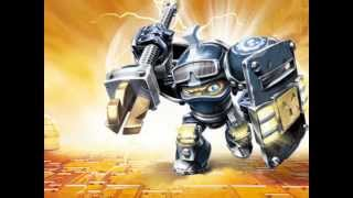 getlinkyoutube.com-Skylanders superchargers characters with different songs