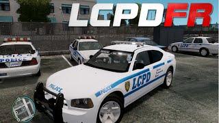 getlinkyoutube.com-GTA IV : LCPDFR 1.0 - LCPD Patrol
