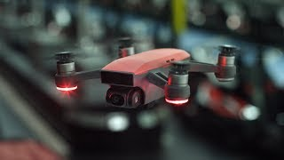 DJI Spark - DJIs erste Mini-Drohne