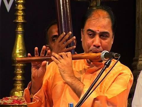 Flute B.V. Balasai Swathi Sangeethotsavam Kerala India