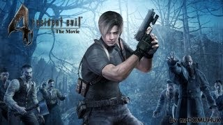 getlinkyoutube.com-Resident Evil 4 HD - The Movie (русские субтитры)