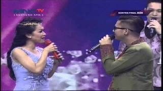 "getlinkyoutube.com-Julia Perez duet Rafael "" Syahdu "" Kontes final KDI 2015 (29/5)"