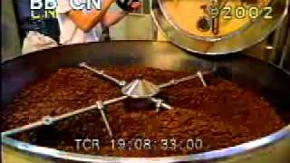 getlinkyoutube.com-Cocoa Plant Processing - Making Chocolate - Chocolate Factory - Best Shot Footage - Stock Footage