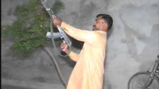 getlinkyoutube.com-CH AMAR SOHAIL FRIENDS  FIRING IN MEHNDI SHAKRILA