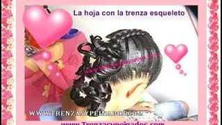 Peinado para Niñas primera comunion Curso 8
