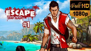 getlinkyoutube.com-ESCAPE DEAD ISLAND PC GAMEPLAY ESPAÑOL | CAPITULO 1 | LLEGADA A LA ISLA