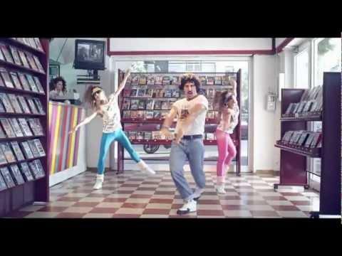 διαφήμιση hol video club 2012