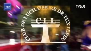 ¡FUNCIÓN DE LUCHA LIBRE!