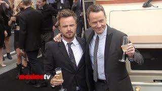"getlinkyoutube.com-""Breaking Bad"" Season Finale Premiere Bryan Cranston, Aaron Paul, Anna Gunn ARRIVALS"