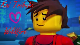 getlinkyoutube.com-LEGO Ninjago | Kai Tribute | Wildfire ♪