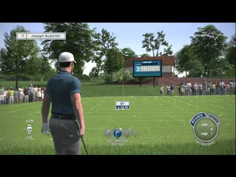 Tiger Woods 13 Career Gameplay Walkthrough Part 20 - East Lake