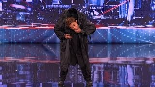 getlinkyoutube.com-Kenichi Ebina - Człowiek z Matrixa w Mam Talent