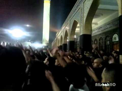 Ravi Road Reciting Haye Sajjad (a.s) Chalay Sham (Sham 2012)