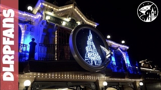 Meeting up with KrispySmore for Extra Magic Hours at Disneyland Paris 25th Anniversary