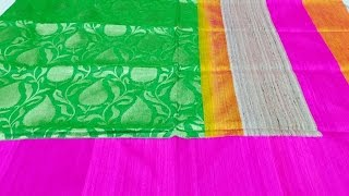 getlinkyoutube.com-latest pure banarasi sarees