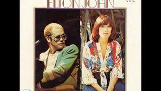getlinkyoutube.com-Elton John & Kiki Dee.  Don't Go Breaking My Heart.