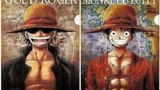 "getlinkyoutube.com-Gol D. Roger's Ultimate Plan/""The ONE"" with Strawhat&Roger Pirates - One Piece theory Chapter 801+"