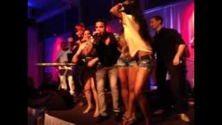 Dias Cubanos 2012 - Cubaton on Stage ft. Contrabando and Staff