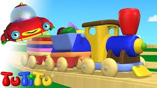 getlinkyoutube.com-TuTiTu Toys | Wooden Train