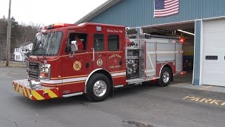 getlinkyoutube.com-Chatham,NY Fire Department Engine 58-22 Dedication  1/14/17