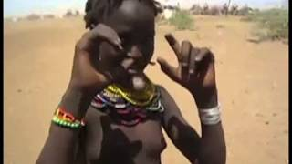 getlinkyoutube.com-Ethiopian tribes in the Omo Valley MA edit mp4