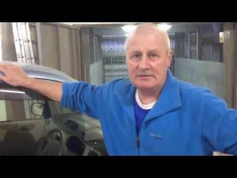 Где фильтр кондиционера в Дайхатсу Мув