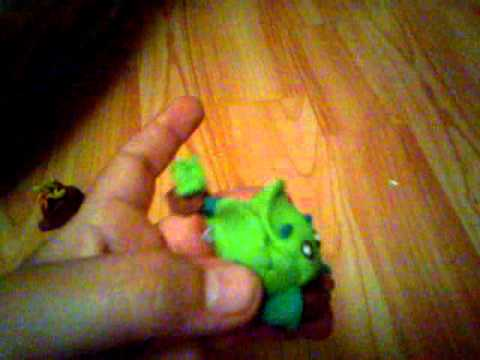 Plants vs zombies plastilina parte 1