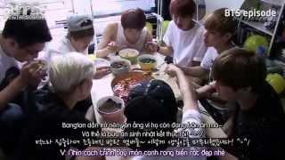 getlinkyoutube.com-[BangTanSodamn][Vietsub] [Episode] 1st BTS Birthday Party (Jin chef of BTS)