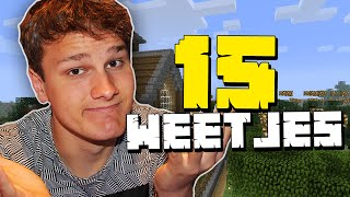 getlinkyoutube.com-15 WEETJES over MINECRAFT