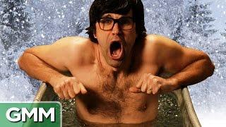 getlinkyoutube.com-Extreme Ice Bath Challenge