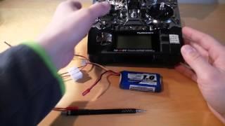 getlinkyoutube.com-FrSky V8FR-II receiver failsafe setup
