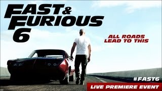 getlinkyoutube.com-Fast & Furious 6 Premiere Event