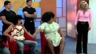 getlinkyoutube.com-señorita laura-laura en america -la hora pico PART 2