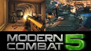 getlinkyoutube.com-Modern Combat 5 Hack - Modern Combat 5 Blackout Credits Hack (Android and iOS)
