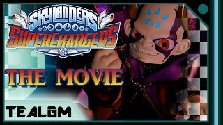 getlinkyoutube.com-Skylanders Superchargers - THE MOVIE! Every Cutscene From The Game!